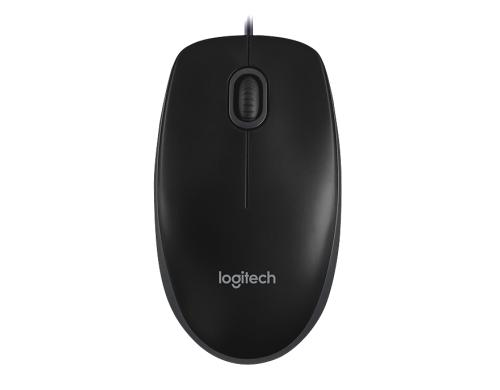 Logitech Maus B100 Optical - Bild 1